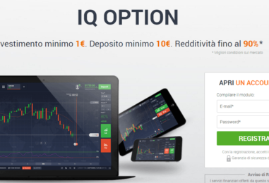 IQ Option: recensioni demo account e opinioni 2017