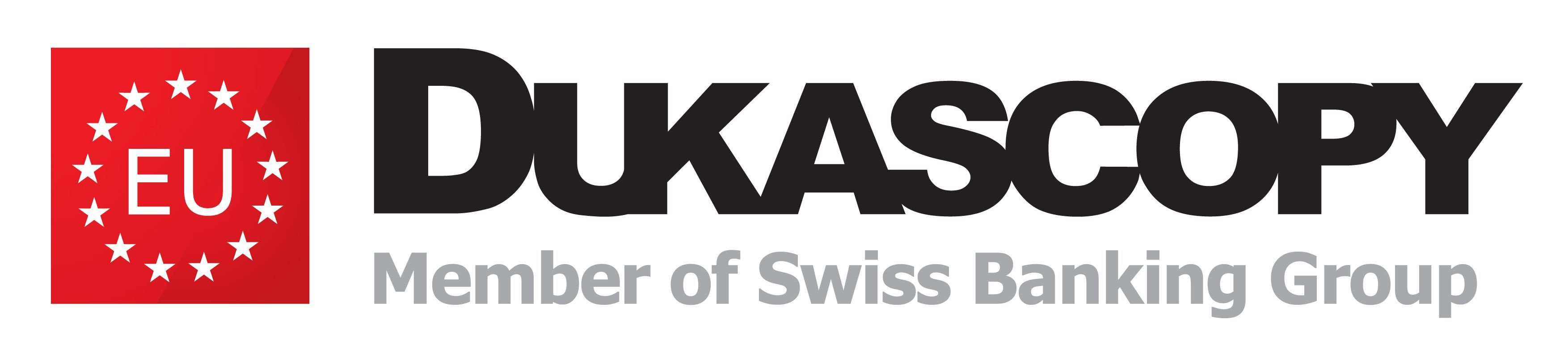 dukascopy Europe - logo