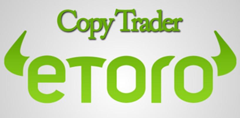 Guadagna nel trading online con il copy trader di eToro