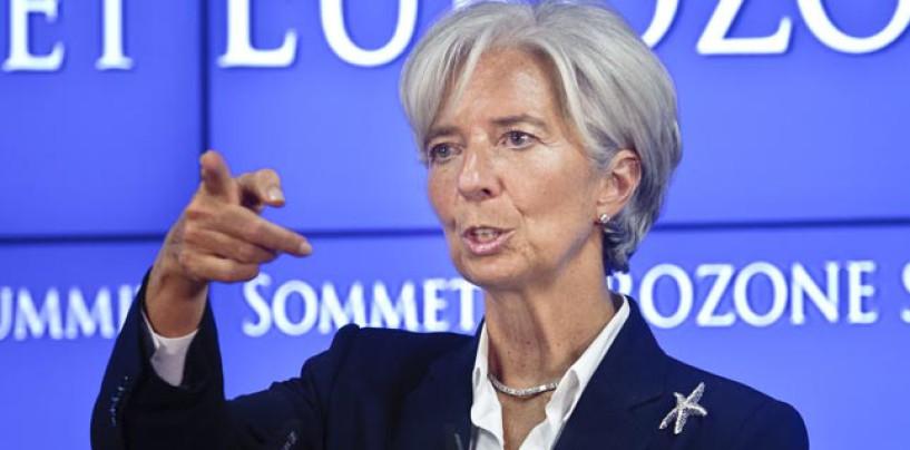 FMI: crescita mondiale 2015 ferma al 3.1%