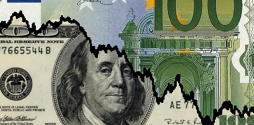 Allarme recessione USA con possibili effetti sul cambio euro-dollaro