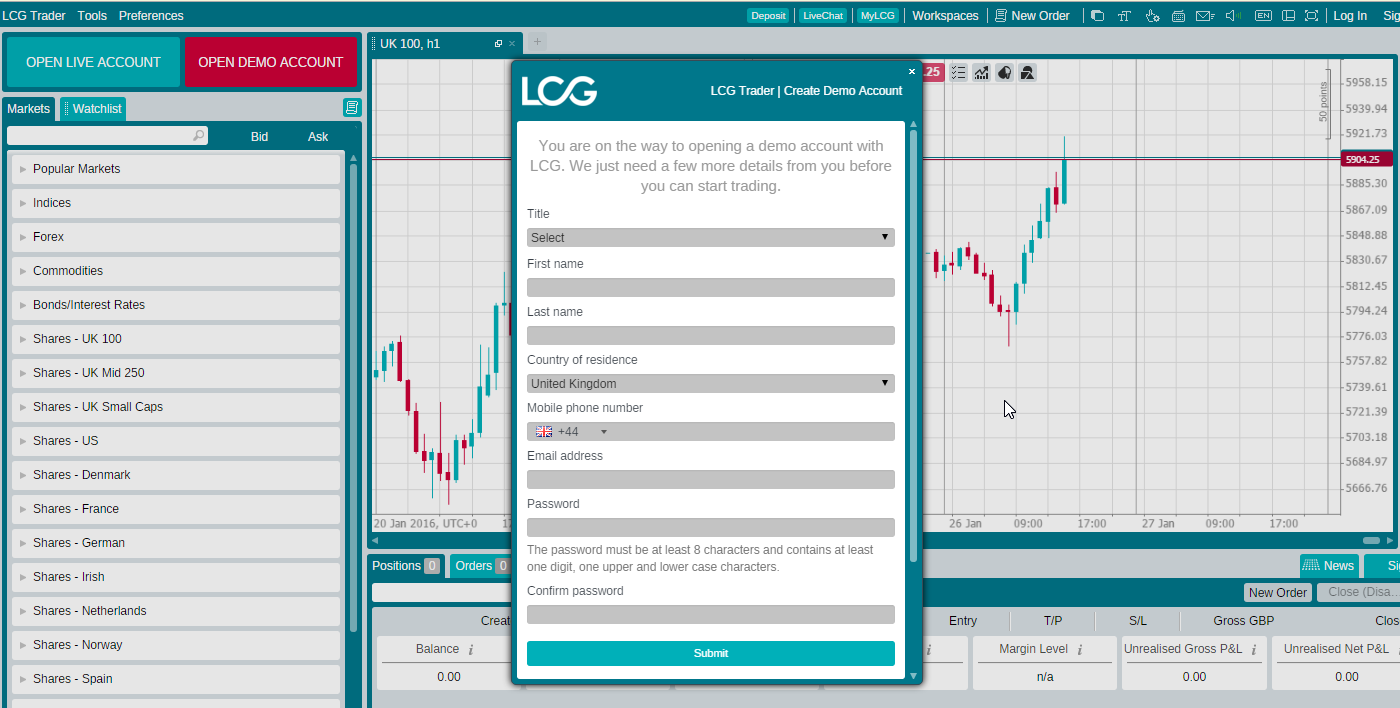 live signals for binary options