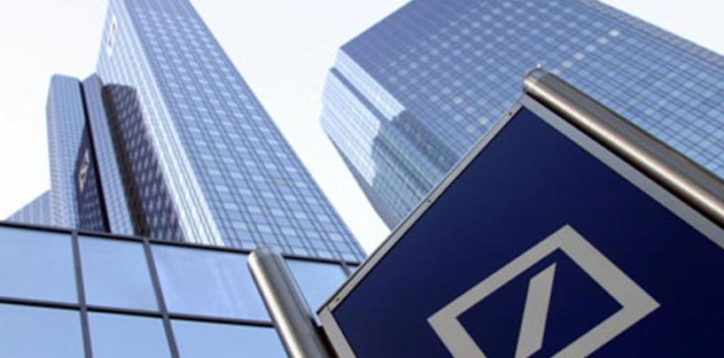 Parità nel cambio euro-dollaro secondo Deutsche Bank