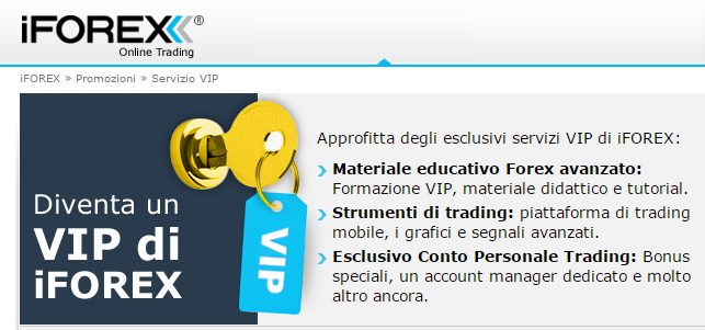 iForex-account-vip