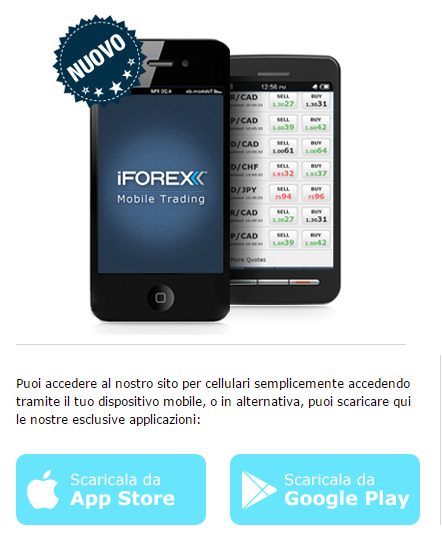iForex-mobile