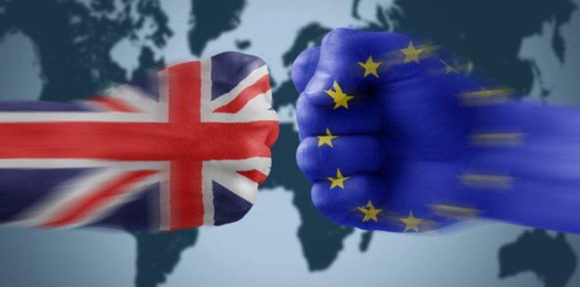 Euro sterlina dopo uscita Gran Bretagna dall'Europa