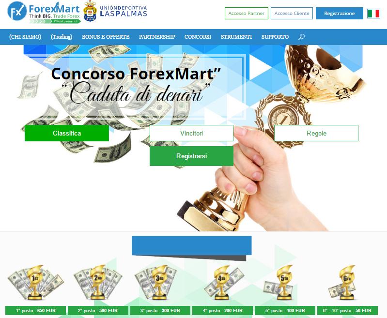 forexmart-promozioni
