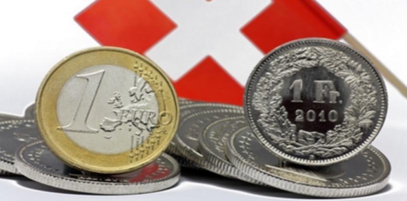 COME SI MUOVERA' IL CROSS EUR/CHF ?