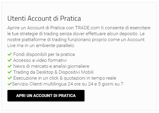 trade.com-conto demo