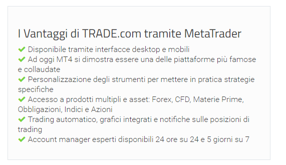 trade.com-piattaforma di trading metatrader 4 vantaggi