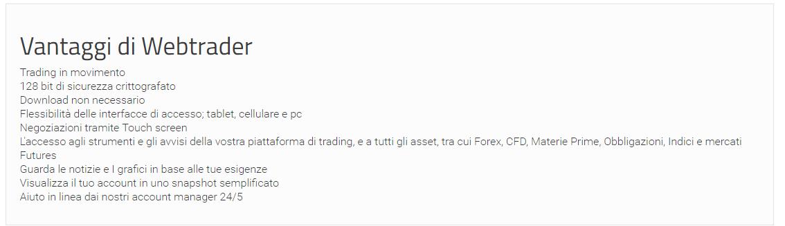 trade.com-piattaforma webtrader vantaggi