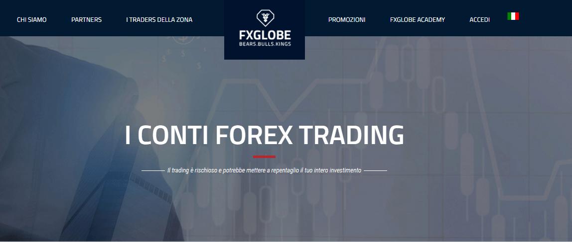 fxglobe-conto di trading