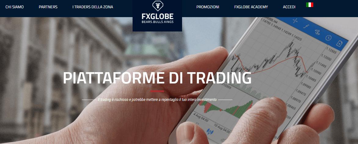 fxglobe-piattaforme di trading
