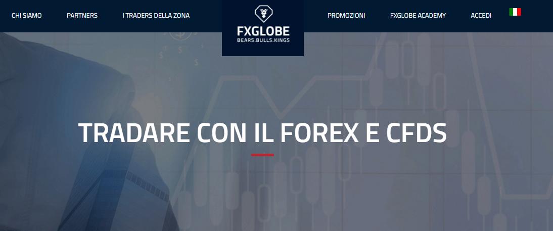 fxglobe-trading forex e cfd