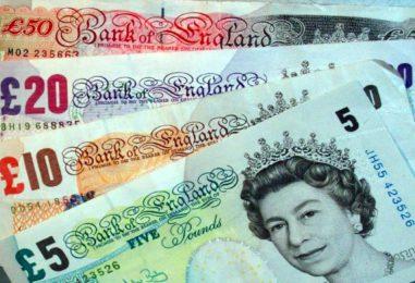 Cambio GBP/USD risale sopra quota 1.3250