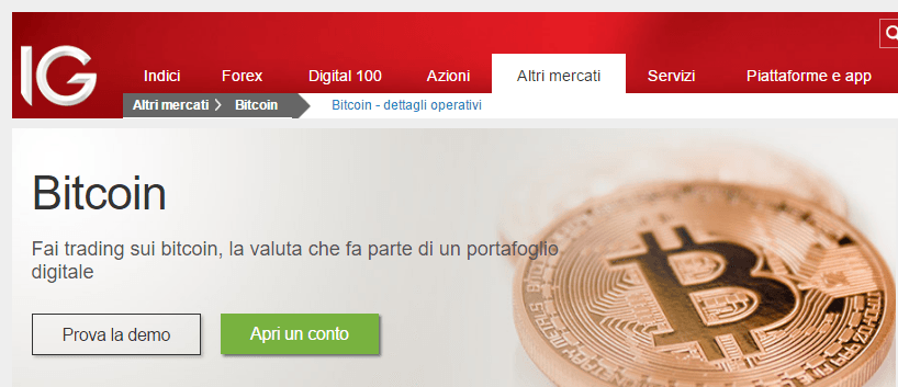 IG -bitcoin