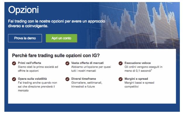 IG -opzioni