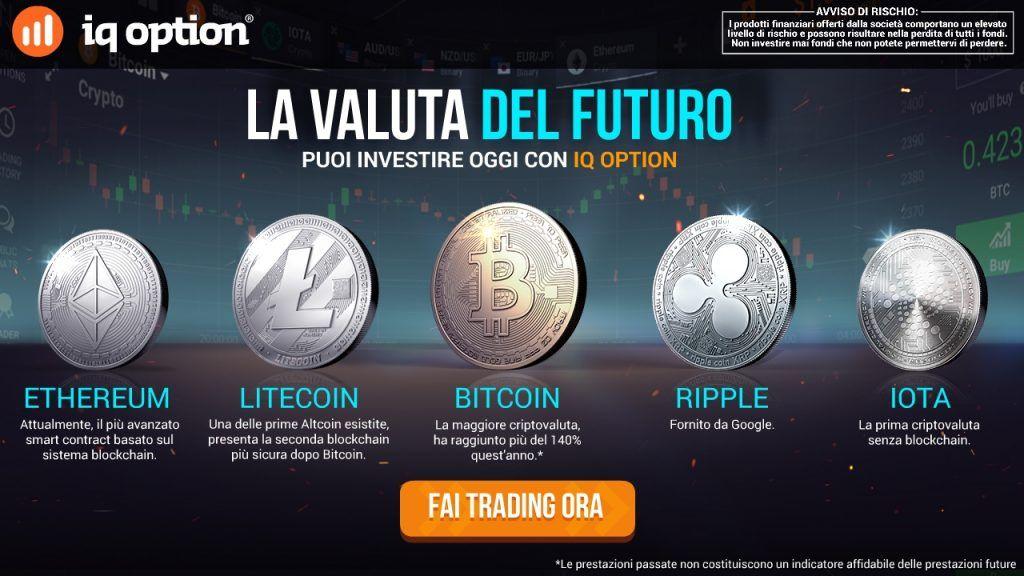 Trading Bitcoin e investire in Criptovalute: come fare?