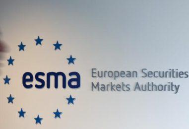ESMA: addio a opzioni binarie! Nuovi limiti alla leva. CFD in bilico