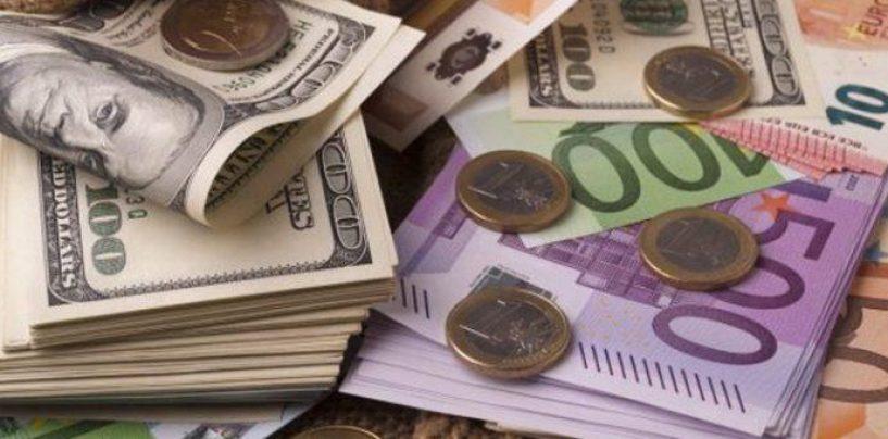 Cambio euro dollaro: segnali ribassisti, ma discesa comunque moderata
