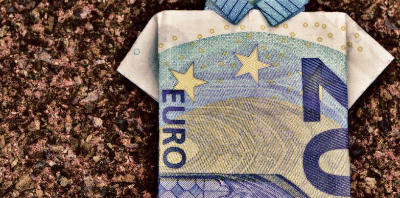Cambio EUR/USD vicino a quota 1,1900