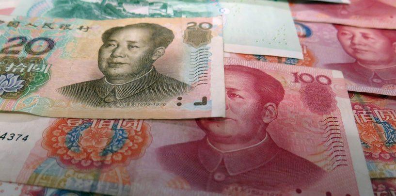 Lo yuan è sempre più importante, ma il dollaro rimane leader